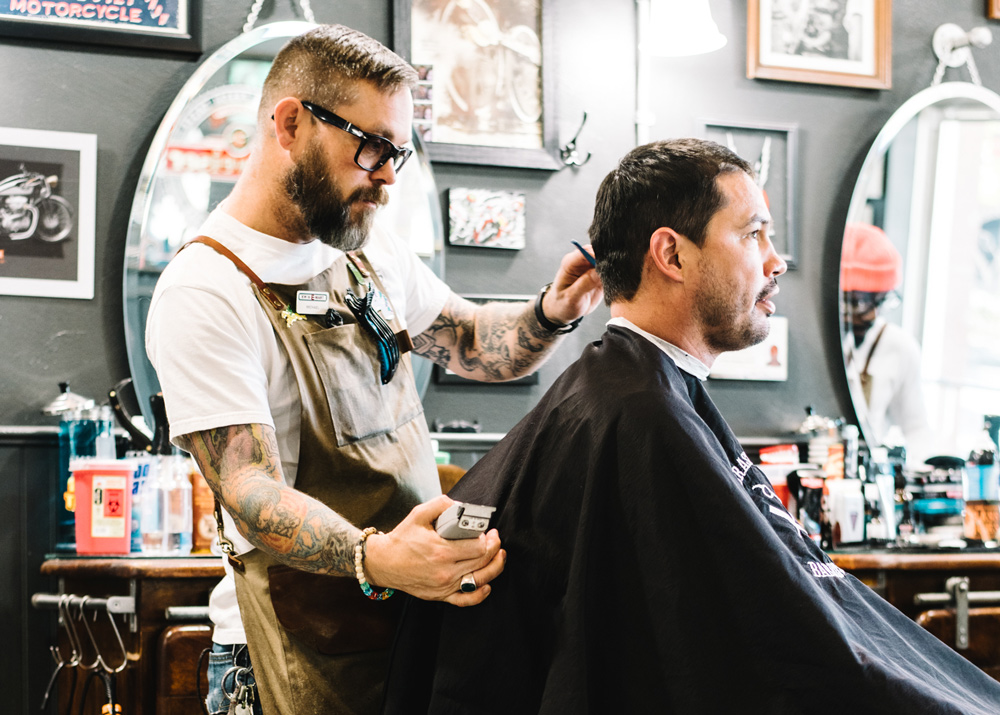 Alton's Old School Barbershop